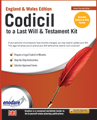 Codicil to Will